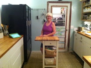 Twin Approach to Summer – Kitchen Remodel
