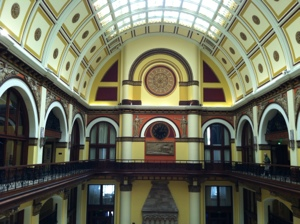 Twin Approach to Summer – Union Station Nashville