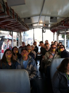 The Duck Tour (for land and sea