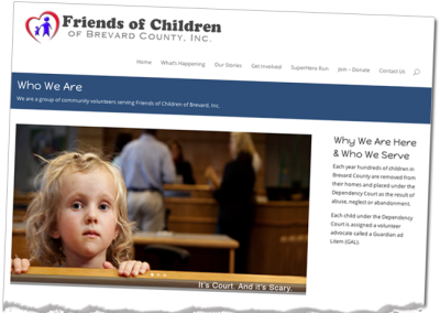 Friends of Children of Brevard