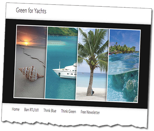 Green for Yachts