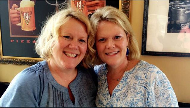 In Mckinney Texas Karen Ham And Kathy Ar Were 49 Year Old Twins That Inseparable Kelley Has Been Arrested The Of His Wife